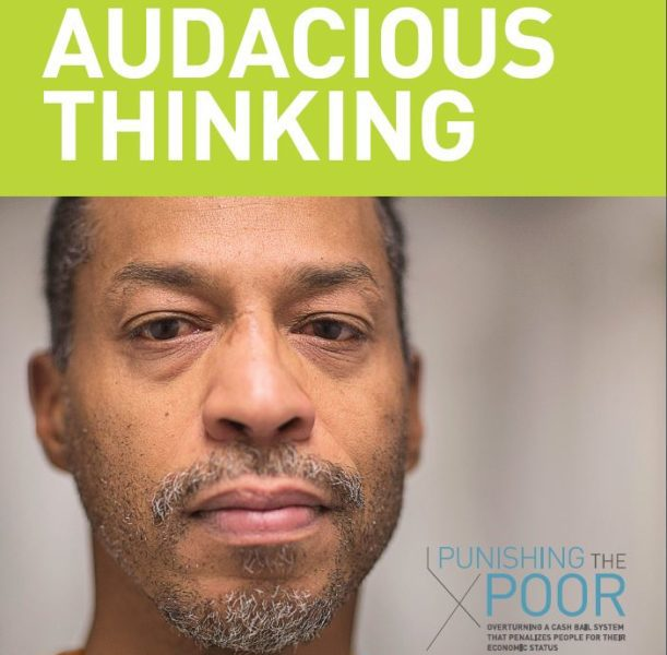 Punishing the Poor: Audacious Thinking Summer 2016