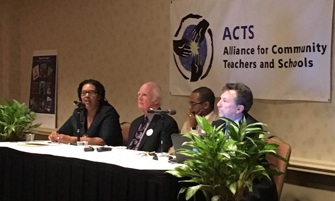 OSI's Karen Webber talks about transformational practices in urban schools
