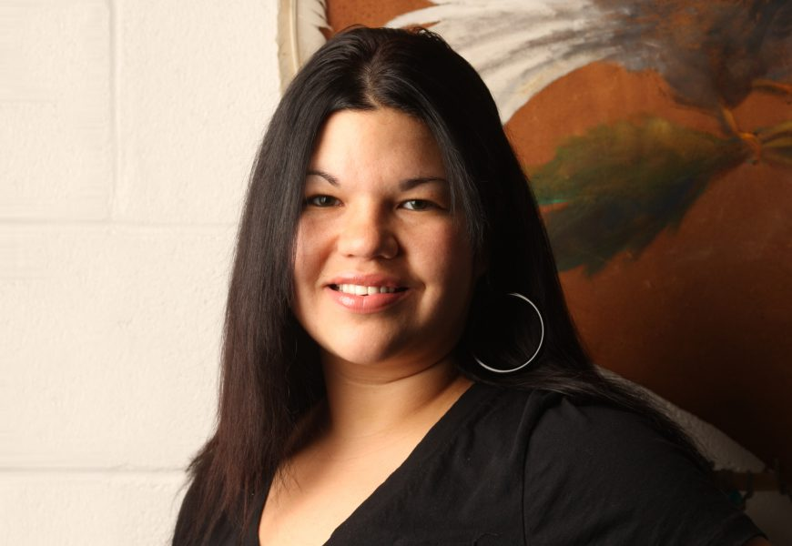 OSI Fellow alum celebrates Lumbee culture in Baltimore
