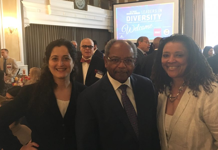 Open Society Institute Board, Staff recognized as Leaders in Diversity