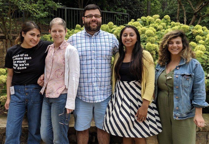OSI-Baltimore Community Fellows join national counterparts in Atlanta